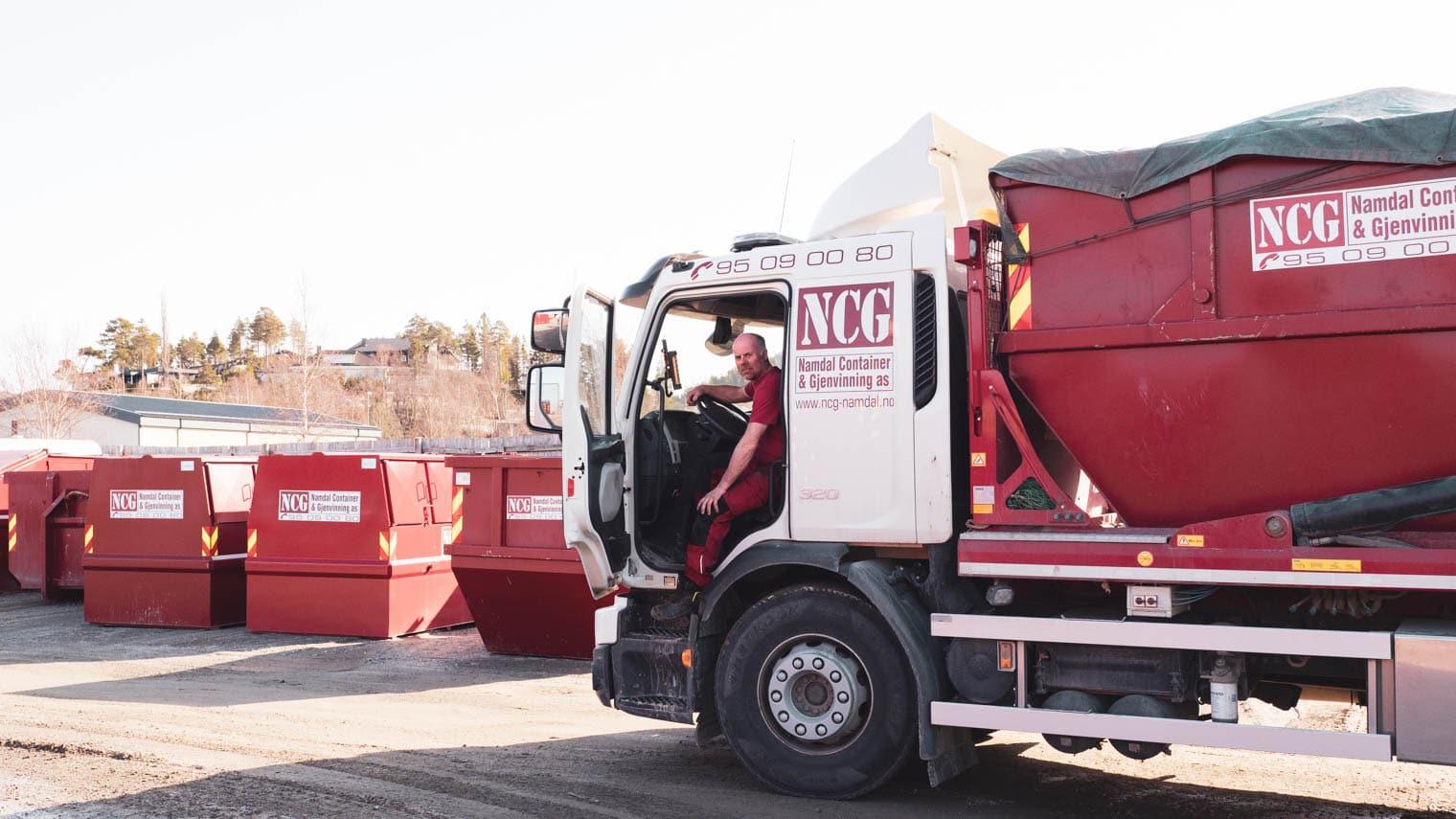 Namdal Container & Gjenvinning as
